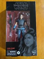 Star Wars Black Series The Mandalorian Cara Dune # 101 Action Figure Brand New