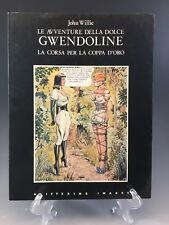 John Willie Sweet Gwendoline Italian Publishing 1987