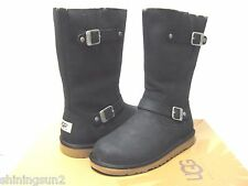 Ugg Kensington Black Boots US Kid 5 / Women 7 /UK 5.5 /EU 38 /JP 24
