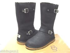 UGG KENSINGTON WOMEN TALL BOOTS LEATHER US Kid 5 / Women 7 /UK 5.5 /EU 38 /JP 24