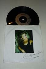 """SANDRA - Everlasting Love - 1988 UK Siren 2-track 7"""""""