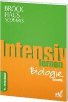 Brockhaus Scolaris Intensiv lernen Biologie 11.-12./13. Klasse von Uwe Deppe (20