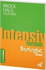 Brockhaus Scolaris Intensiv lernen Biologie 11.-12./13. Klasse von Uwe Deppe (2…