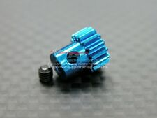 TEAM ASSOCIATED RC18T MT 15T BLUE ALUMINUM MOTOR DRIVE GEAR GPM NEW AR015T