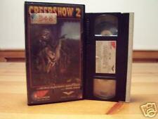 [0742] Creepshow 2 (1987) raro VHS Gornick 1° edizione
