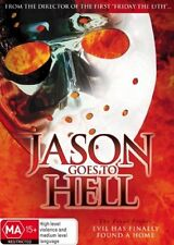 Jason Goes to Hell: The Final Friday (DVD, 2008)