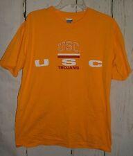 USC Trojans Unisex Adult Gold & Red T-Shirt L