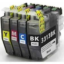 4X Compatible LC3313 Ink Cartridge For Brother MFC-J890dw MFC-J491dw DCP-J772dw