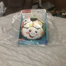 Fisher-Price Laugh & Learn Singin Soccer Ball BHJ28 TOY KIDS NEW