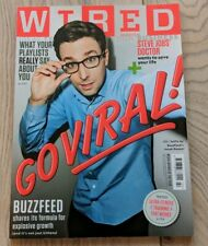 Wired Magazine - Feb 2014 -Steve Jobs Dr, Going Viral, Buzzfeed growth formula!