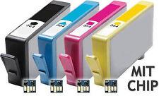 4x cartuchos tinta Non-Oem XXL para HP 364XL Photosmart c309a c309g c410b c5324