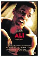 Ali 0043396066892 With Will Smith DVD Region 1