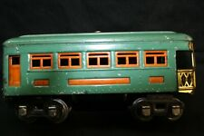 Vintage,  Lighted Lionel Pullman Passenger Car, USED,  Very good condition