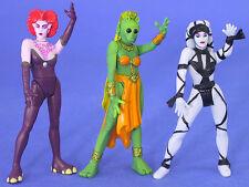 STAR Wars POTF sciolti ULTRA RARA CINEMA scena Jabba Ballerini ottime condizioni.C-10