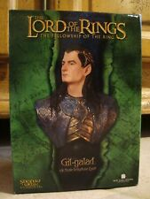 2004 Sideshow Weta Lord of the Rings FOTR Gil-Galad 1/4 Scale/bust/goldorak/3000