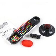 Classic Code Mastermind Cracking Bead Game Children Educational Password Toy