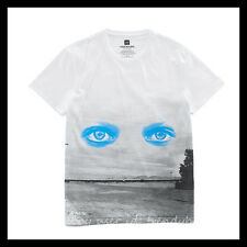 BNWT VISIONAIRE X GAP T-SHIRT: PETER LINDBERGH Artwork UV-sensitive Motif Top M
