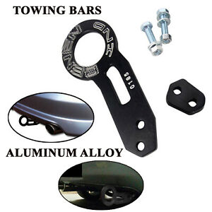 Universal Billet Aluminum Racing Front Rear Tail Tow Hook Kit Fit For CNC JDM