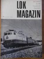 LOK Magazin 15 - Nov 1965 4-6-4-6-4 Pennsylvania Railroad Leipzig-Hauptbahnhof