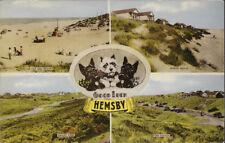 HEMSBY (Norfolk) : Multiview - MILLAR & LANG
