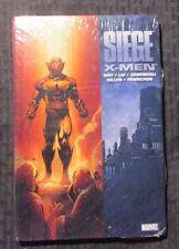 2010 X-MEN Siege by Marjorie Liu and Daniel Way SEALED HC
