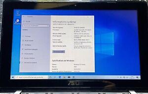 Carte Mere Asus X200m avec 4 Go Ram + CPU Pentium N2840