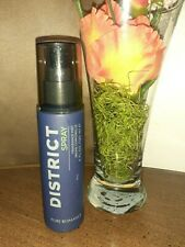 New Pure Romance Men's District Body Spray Fragrance Mist 4 Fl Oz