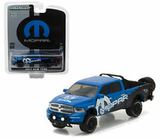 GREENLIGHT  2017 DODGE RAM 1500 MOPAR OFF ROAD TRUCK BLUE 1/64 DIECAST CAR 29887