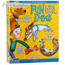 SCIENTIFIC EXPLORER FUN WITH YOUR DOG OSA278