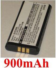 Batterie Pour NINTENDO DS XL, DSi LL, DSi XL, UTL-001 C/UTL-A-BP **900mAh**