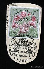 TIMBRE FRANCE OBL. 1° JOUR  Yt 1930 HORTICULTURE