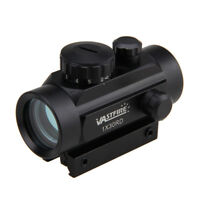 Tactical Holographic Reflex Green Red Illuminated Dot Sight Scope 11mm/20m Rail