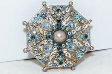 Hand encrusted Diamond belt made with Swarovski Crystal