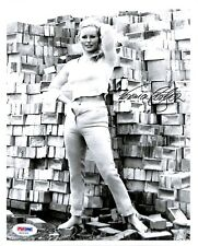 Veronica Carlson PSA/DNA Certified Autograph Signed 8X10 Photo