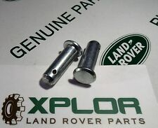 GENUINE LAND ROVER DEFENDER DOOR CHECK STRAP CLEVIS PINS  Set of Two PC108322
