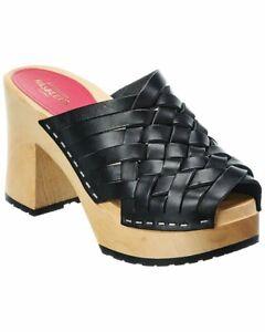 Swedish Hasbeens Monika Leather Sandal Women's