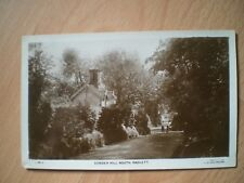 POSTCARD - COBDEN HILL, SOUTH RADLETT - LILYWHITES - REAL PHOTO POST CARD