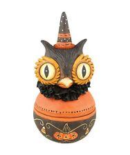 Johanna Parker Hooty Owl Candy Box Bethany Lowe jp5163 NEW