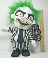 """12"""" Animated Beetlejuice Walking Talking Plush Doll New with Tags"""