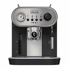 Gaggia Carezza Deluxe | Freestanding Espresso Coffee Machine with Milk Frother