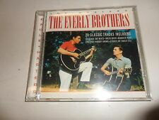 CD  Everly Brothers  – The Masters