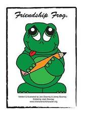 NEW Friendship Frog Resource Book by Joni J. Downey