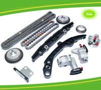 Timing Chain Kit For Nissan 350Z Infiniti M35 Q40 Q50 QX50 QX70 3.5L VQ35HR