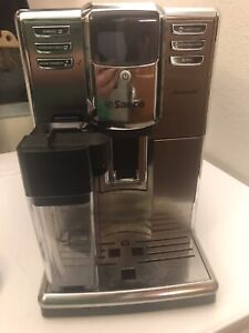 Philips Saeco Incanto Super-Automatic Espresso Machine HD8917/01 (230V~50Hz)