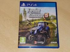 Videojuegos de simulación Sony Sony PlayStation 4