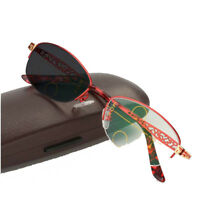 Transition Photochromic Progressive Reading Glasses Multi Focus Women Sunglasses