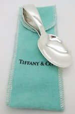 Authentic TIFFANY & CO. Sterling Silver/925 Spoon w/ Pouch