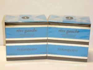 Yves Saint Laurent RIVE GAUCHE Perfumed Bath Powder 150g / 5.2 oz. - VERY RARE