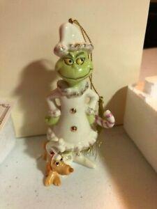 A Very Grinchy Christmas - Lenox Ornament - Dr. Seuss the Grinch Stole Christmas