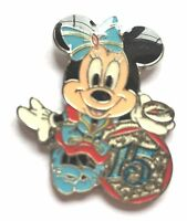 Disney Pin Badge 15th Anniversary Game Prize Pin - Spring 2016 - Minnie Mouse